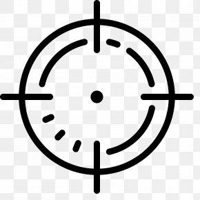 Crosshair - Reticle PNG