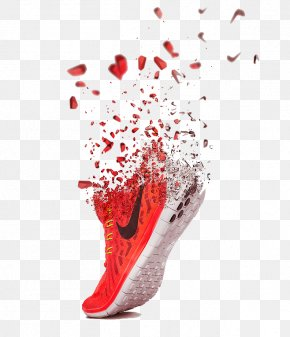 Red Shoes - The Red Shoes High-heeled Footwear PNG