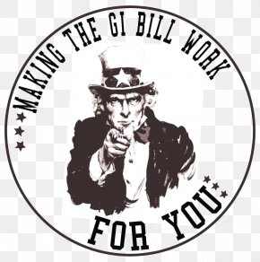 United States - I Want You Uncle Sam United States Poster Art PNG