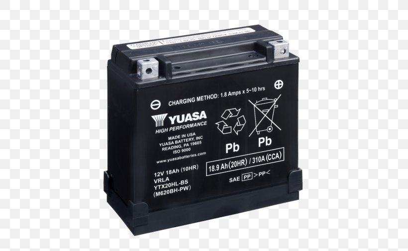 Battery Charger Vrla Battery Electric Battery Gs Yuasa Motorcycle Png 500x505px Battery Charger Ampere Ampere Hour