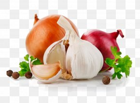 Food Pattern Cartoon 3d Image,Quality Vegetables Garlic - Body Odor Food Health Olfaction PNG