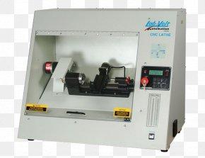 Computer Numerical Control - Machine Tool Computer Numerical Control 3D Printing Lathe PNG