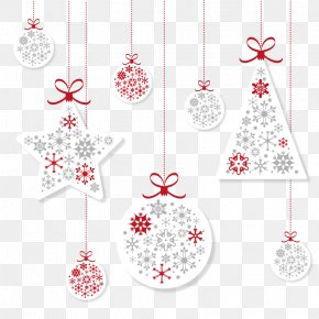 Vector Christmas Ornaments - Cocktail Christmas Ornament Christmas Tree Pattern PNG