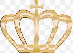 Gold Crown - Gold Crown Desktop Wallpaper Clip Art PNG