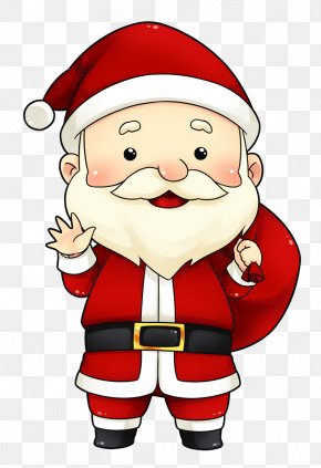 Santa Claus - Santa Claus Christmas Day Clip Art Image Cartoon PNG