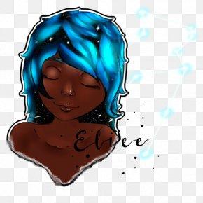 Aquarius Drawing - Mouth Cartoon Human Turquoise PNG