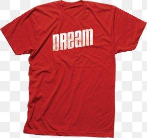 T-shirt - T-shirt Sports Fan Jersey Clothing Top PNG