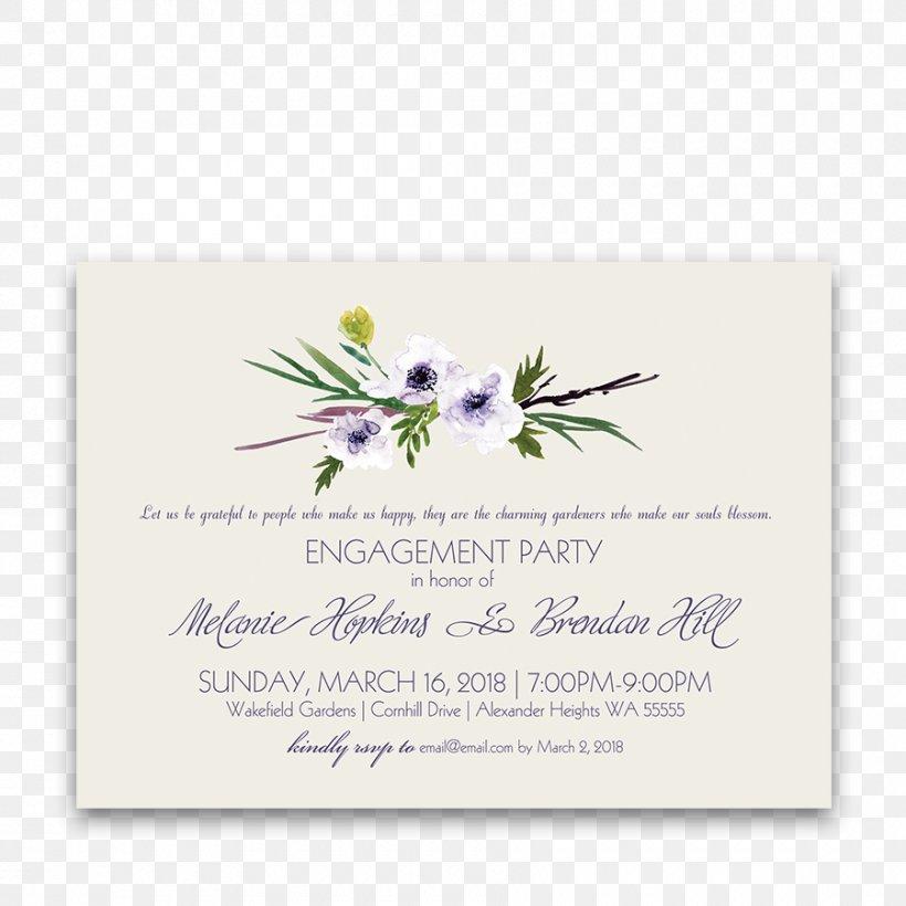 Wedding Invitation Flower Violet Lilac Lavender Png