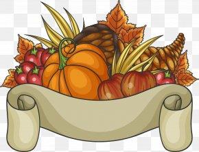 Thanksgiving Pumpkin With Ribbon - Wedding Invitation Thai Pongal Pumpkin Day! Paper Thanksgiving PNG