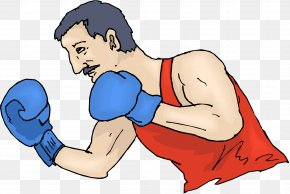 Boxing - Clip Art Boxing Glove Image GIF PNG