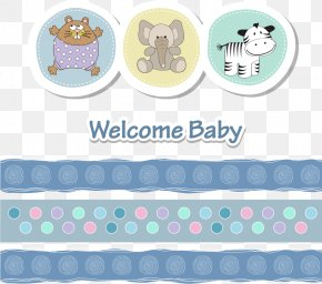 Welcome New Baby - Infant Child PNG