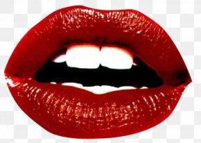 Biting Lips - Lip Desktop Wallpaper Mouth Tongue PNG