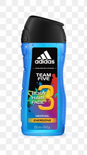 Perfume - Shower Gel Perfume Personal Care Adidas PNG