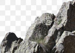 Rock,rockery - Rock Climbing Mountaineering PNG