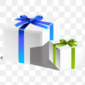 Gift Box Model - Box Gift PNG