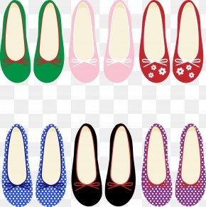 Vector Embroidered Shoes - Shoe High-heeled Footwear Clip Art PNG