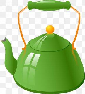 Exquisite Kitchen Teapot - Teapot Clip Art PNG
