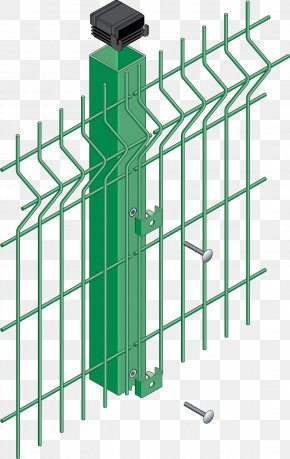 Fence - Welded Wire Mesh Fence Temporary Fencing PNG