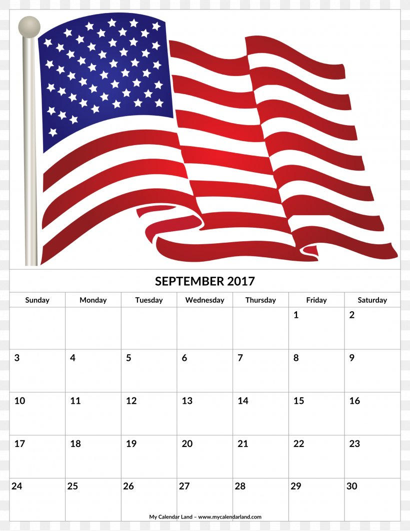 Flag Of The United States Memorial Day Clip Art, PNG, 2550x3300px, United States, Banner, Calendar, Flag, Flag Day Download Free