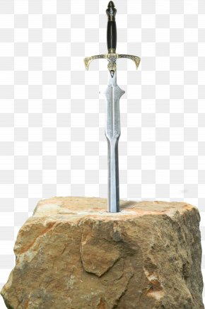 Sword In The Stone - Sword Of Justice Google Images Shield PNG