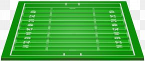 American Football Field Clip Art - American Football Field Football Pitch Clip Art PNG