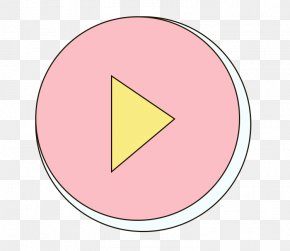 Cartoon Pink Pause Button - Button Download Icon PNG