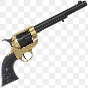 Colt Single Action Army .45 Colt Colt's Manufacturing Company Smith & Wesson Revolver PNG