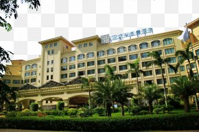 Sanya Yalong Bay Hotel - Property Mixed-use Resort Apartment Hotel PNG