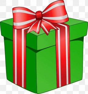 Gift Box Image - Santa Claus Christmas Gift Christmas Gift Clip Art PNG