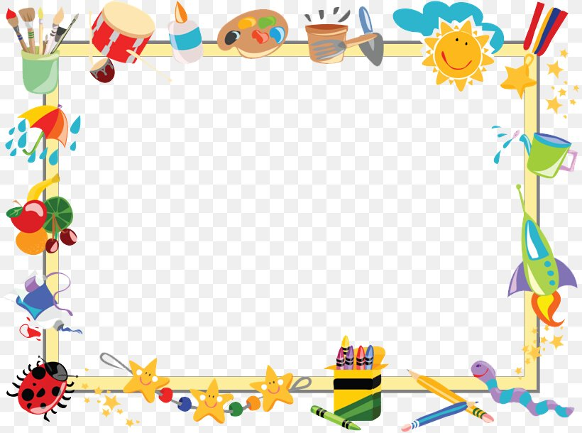 Template Academic Certificate Kindergarten Rxe9sumxe9 Diploma, PNG, 820x610px, Template, Academic Certificate, Area, Certificate Of Attendance, Cover Letter Download Free
