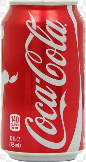 Coca Cola Can Image - Coca-Cola Soft Drink Diet Coke Beverage Can PNG