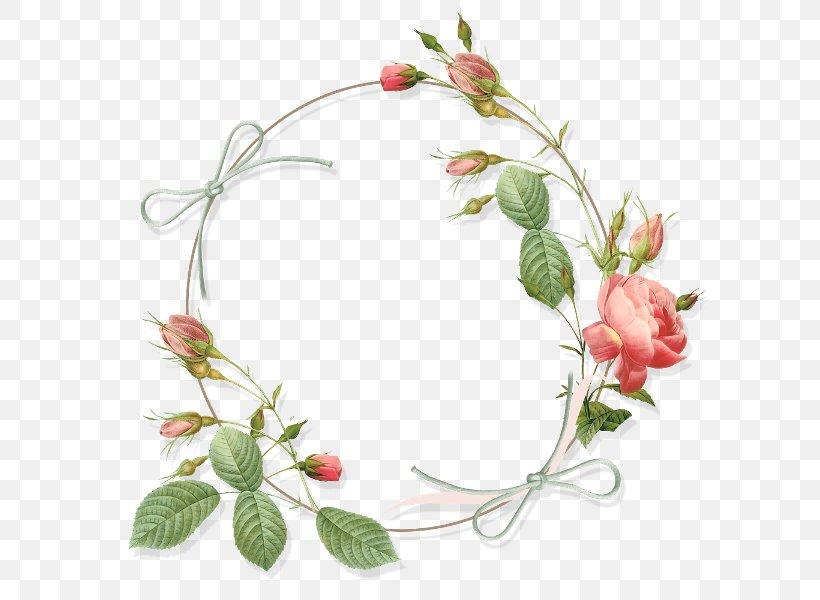 Circle Design Flower Art