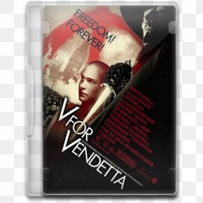 V For Vendetta - Evey Hammond V For Vendetta Film Director Film Poster PNG
