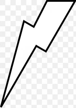 Harry Potter Lightning Bolt - Lightning Bolt White Clip Art PNG
