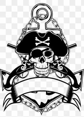 Her Eyes Pirate Vector - Anchor Piracy Royalty-free Clip Art PNG