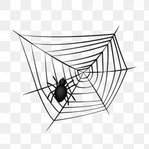 Spoof Halloween Cobwebs - Spider Web Halloween Euclidean Vector PNG