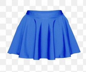 Clothing - T-shirt Skirt Blue Dress Clothing PNG