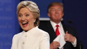 Hillary Clinton - Hillary Clinton Donald Trump United States Presidential Debates US Presidential Election 2016 PNG