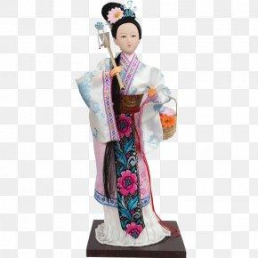 Peking Opera Dolls Doll - Lin Daiyu China Peking Opera Doll PNG