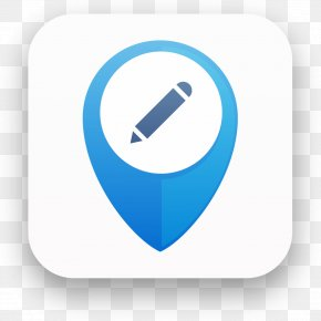 Map Icon - Microsoft OneNote Evernote Template App Store PNG