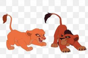 Lion King - Simba Nala The Lion King Zira PNG