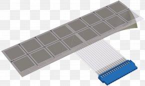 Shopping Cart - Membrane Keyboard Capacitive Sensing Foil Material PNG