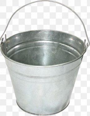 Iron Bucket Image - Bucket Icon PNG