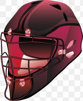 Helmet Vector Material - Bicycle Helmet Football Helmet Motorcycle Helmet Lacrosse Helmet PNG