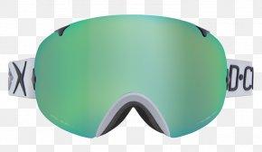 Goggles Sunglasses DCURVE USA PNG