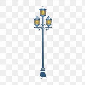 Lit With Streetlights Snow Fall - Snow Street Light Icon PNG