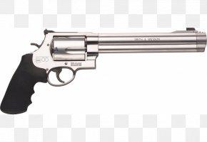Hand Gun - .500 S&W Magnum Smith & Wesson Model 500 Revolver Cartuccia Magnum PNG