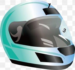 Helmet Vector Element - Motorcycle Helmet Euclidean Vector PNG