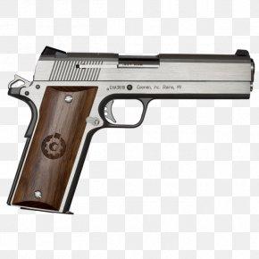 357 Magnum - Springfield Armory Coonan .357 Magnum Firearm Pistol PNG