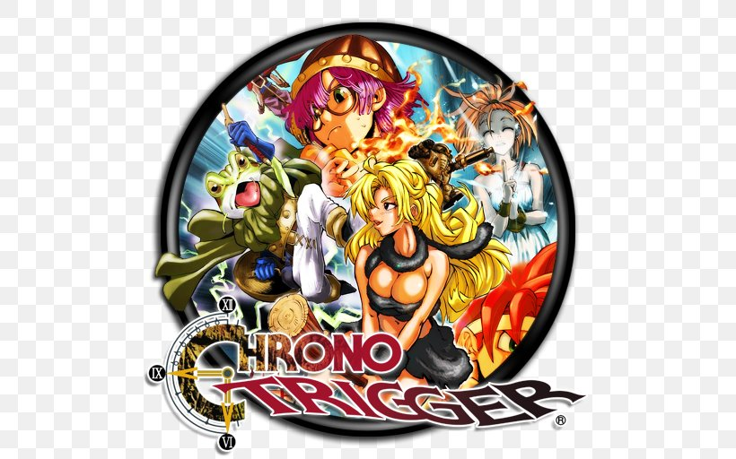 Chrono Trigger Super Nintendo Entertainment System Android, PNG, 512x512px, Chrono Trigger, Android, Art, Chrono, Display Resolution Download Free